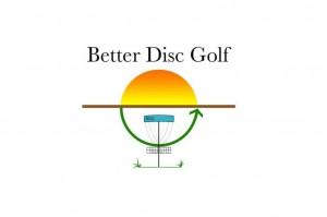 Better Disc Golf logo