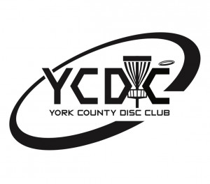 YCDC (York County Disc Club) logo
