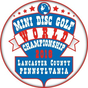 Mini Disc Golf World Championship logo