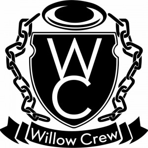Willow Crew Bag Tag logo