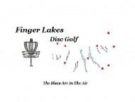 Finger Lakes Disc Golf logo