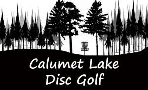 Calumet Lake Disc Golf logo