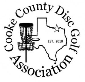 Cooke County Disc Golf Association logo