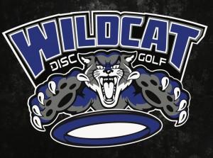 WILDCAT DISCGOLF logo