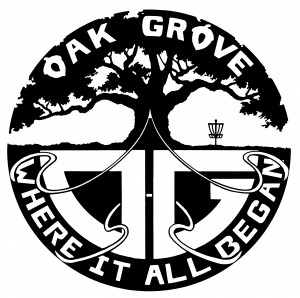 Oak Grove Disc Golf Club - OGDGC logo