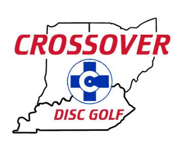 Crossover Disc Golf logo