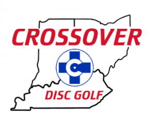 Crossover Disc Golf logo