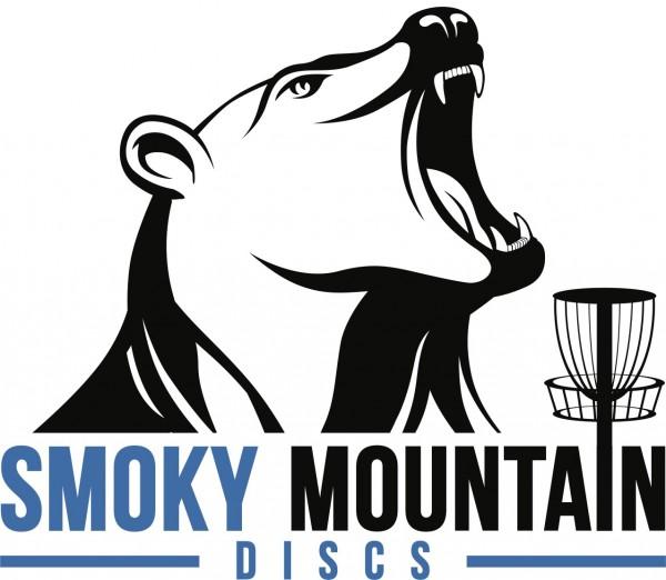 Smoky Mountain Discs logo