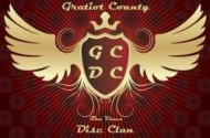 Gratiot County Disc Clan logo