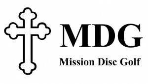 Mission Disc Golf logo