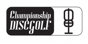 Championship Disc Golf logo