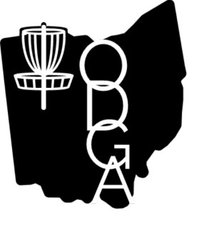 Ohio Disc Golf Association logo