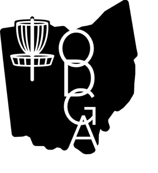 Ohio Disc Golf Association logo