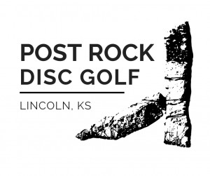 Lincoln KS Disc Golf Club logo