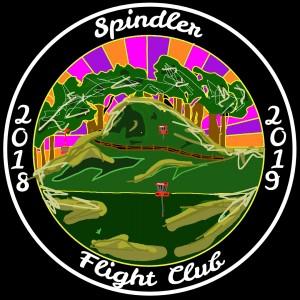 Spindler Park Disc Golf Club logo