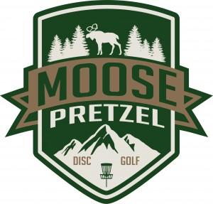 Moose Pretzel Disc Golf Club logo