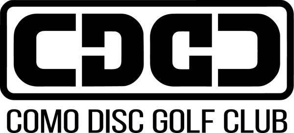 CoMo Disc Golf Club logo