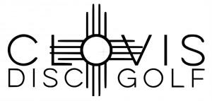 Clovis Disc Golf logo