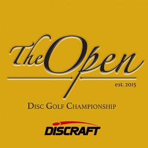 The Open DGC logo