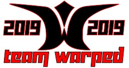 Warped Disc Golf Club logo