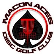 Macon Aces Disc Golf Club logo