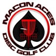 Macon Aces Disc Golf Club logo