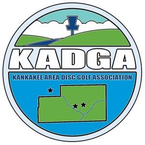 Kankakee Area Disc Golf Association logo