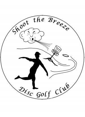 Shoot The Breeze DGC logo