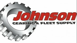 Johnson's Gearing Disc Golf logo