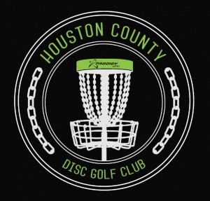 Houston County DGC logo