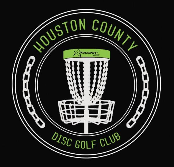 Houston County DGC logo