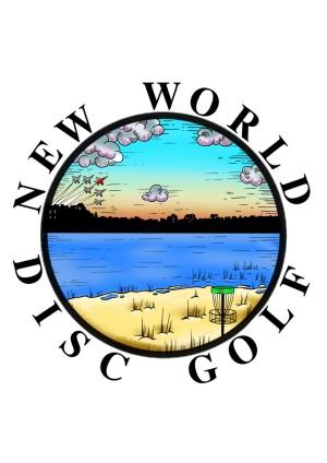 New World Disc Golf logo
