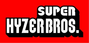 Super Hyzer Bros. logo