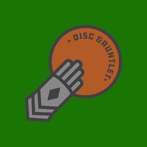 Disc Gauntlet logo