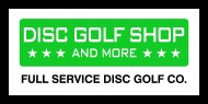Disc Golf Shop and More logo