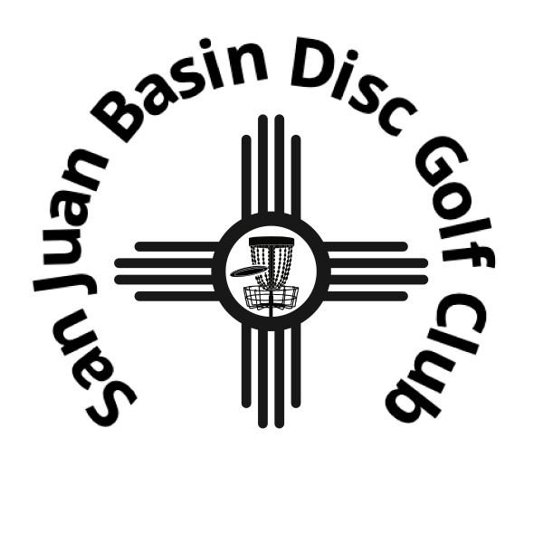 San Juan Basin Disc Golf Club logo