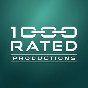 1000 Rated Productions logo