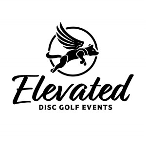 Elevated Disc Golf Events logo