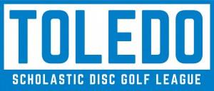 Toledo Scholastic Disc Golf League logo