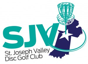 St. Joseph Valley Disc Golf logo