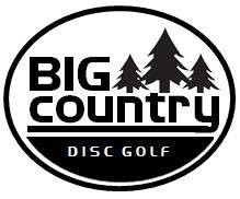 BIG Country Disc Golf logo
