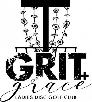 Grit & Grace Ladies DGC logo