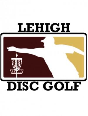 Lehigh University Disc Golf Club logo