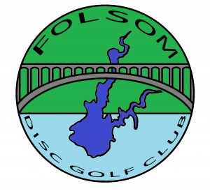 Folsom Disc Golf logo
