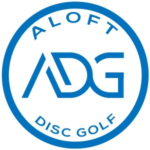 Aloft Disc Golf logo