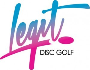 Legit Disc Golf logo