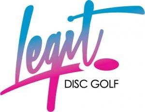Legit Disc Golf logo