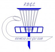 Richmond Disc Golf Club logo
