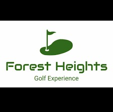 Forest Heights Disc Golf Club logo