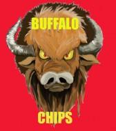 Buffalo Chips Disc Golf Club logo
